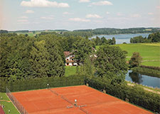 Tennis in Waging am See
